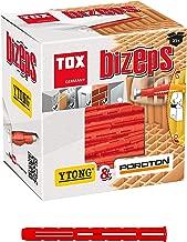 024100111 TOX Taco de resorte Spagat M3 envase peque/ño 20 piezas