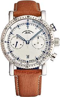 Muhle Glashutte - Teutonia Reloj para hombre M1-30-60 libras