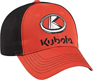 Kubota Two Tone Chino Cap