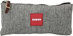 ZUBISU Cool Grey Pencil Case