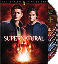 Supernatural: S5 (DVD)