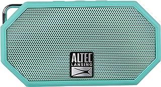 Altec Lansing IMW257-MT Mini H2O Wireless Bluetooth Waterproof Speaker, Floating IP67 Waterproof, Boat, Hiking, Golf Cart,...