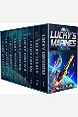Lucky's Marines: The Complete Series (Books 1-9) (Complete Series Box Sets) Kindle Edition