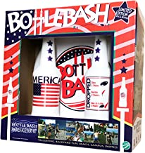 Poleish Sports Bottle Bash America Stars and Stripes Accessory, Poles Not Included (Polish Horseshoes, Beersbee)