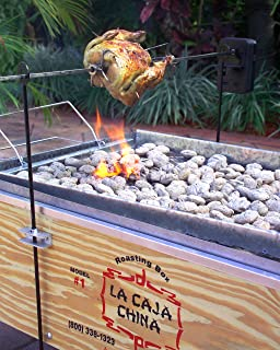 La Caja China Rotisserie Kit