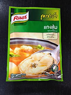 Easy Knorr Complete Recipe Mix Spicy & Sour Curry