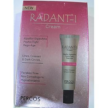 Radant Percos Under Eye Cream (15 ml)