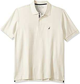 Men's Big and Tall Classic Fit Short Sleeve Solid...