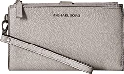 ee9e524ac09f Pearl Grey. 71. MICHAEL Michael Kors. Double Zip Wristlet.  118.00. 4Rated  4 stars4Rated 4 stars. Truffle