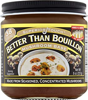 Better than Bouillon Mushroom Base, 8 Ounce