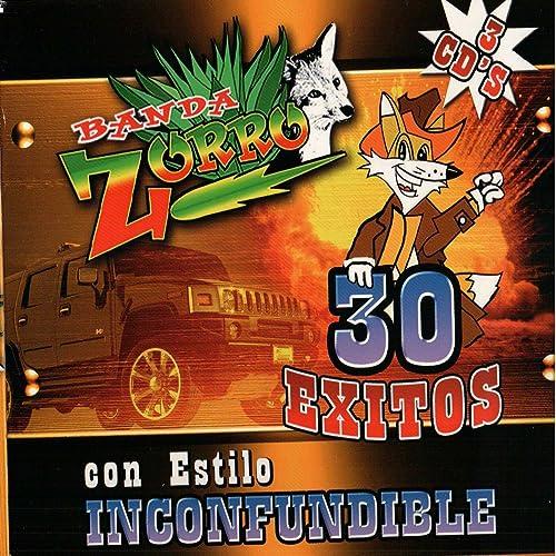 30 Exitos by Banda Zorro on Amazon Music - Amazon.com
