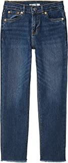 Levi's Girls' High Rise Straight Fit Jeans