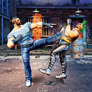 Extreme Kung Fu Fight: Free Fighting Games 2019