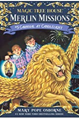 Carnival at Candlelight (Magic Tree House: Merlin Missions Book 5) Kindle Edition