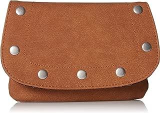 Twig & Arrow womens Studs Convertible Shoulder/Belt Bag