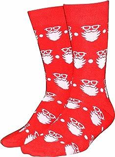 UB Daddy and Me Christmas Santa Socks