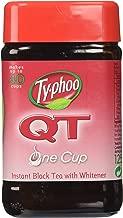Typhoo QT Instant Black Tea with Whitener (125g)