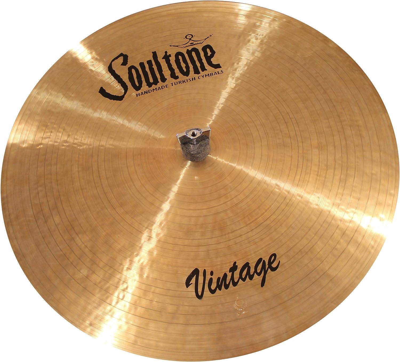Soultone Cymbals VNT-FLRID21-21