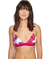 Nicole Miller - La Plage by Nicole Miller Xtina Bikini Top