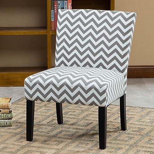 Brilliant Armless White Accent Chair Amazon Com Inzonedesignstudio Interior Chair Design Inzonedesignstudiocom