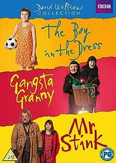 David Walliams Collection The Boy in the Dress / Gangsta Granny / Mr. Stink NON-USA FORMAT, PAL, Reg.2.4 United Kingdom