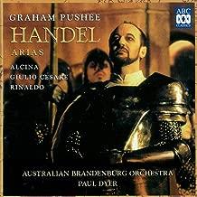 Handel: Rinaldo, HWV 7a / Act 1 - Aria: Venti, turbini