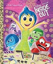 Inside Out (Disney/Pixar Inside Out) (Little Golden Book)