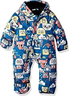 Quiksilver Big Boys' Little Rookie Baby Suit 10K Snowsuit