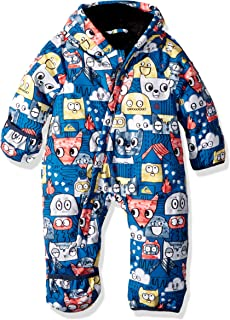 Quiksilver Big Boys' Little Rookie Baby Suit 10K Snowsuit