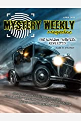 Mystery Weekly Magazine: April 2020 (Mystery Weekly Magazine Issues Book 56) Kindle Edition