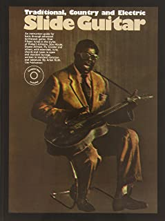 Traditional, Country and Electric Slide Guitar (Book and Record)