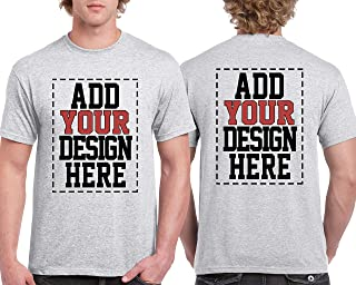 Best custom 2 sided t-shirts Reviews
