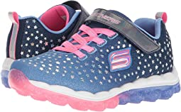 SKECHERS KIDS Skech-Air Jump Star 80144L (Little Kid/Big Kid)