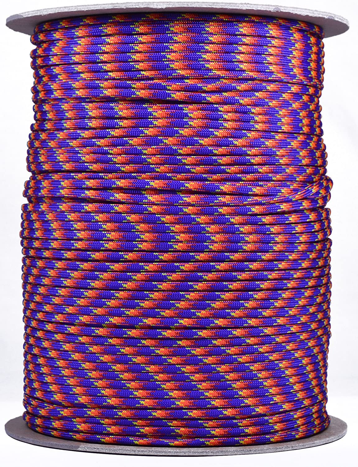 BoredParacord Brand 550 lb Paracord - 300 Over Shipping included Spools 1000 ft. Super sale