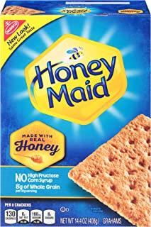 Best honey maid graham crackers nut allergy Reviews