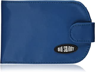 Big Skinny Women's Taxicat Bi-Fold Slim Wallet, Holds Up to 25 Cards