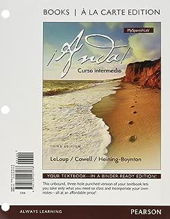 ¡Anda! Curso intermedio, Books a la Carte Edition (3rd Edition)