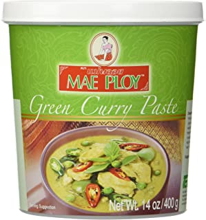 Mae Ploy Green Curry Paste (Pack of 3)
