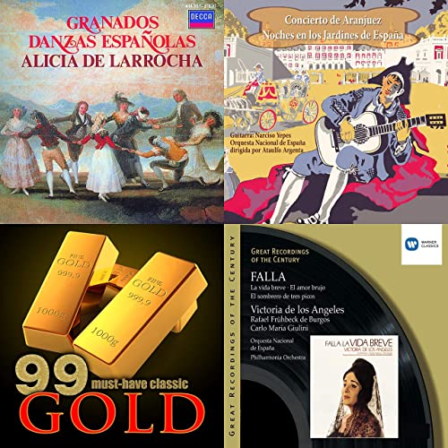 Música Clásica española