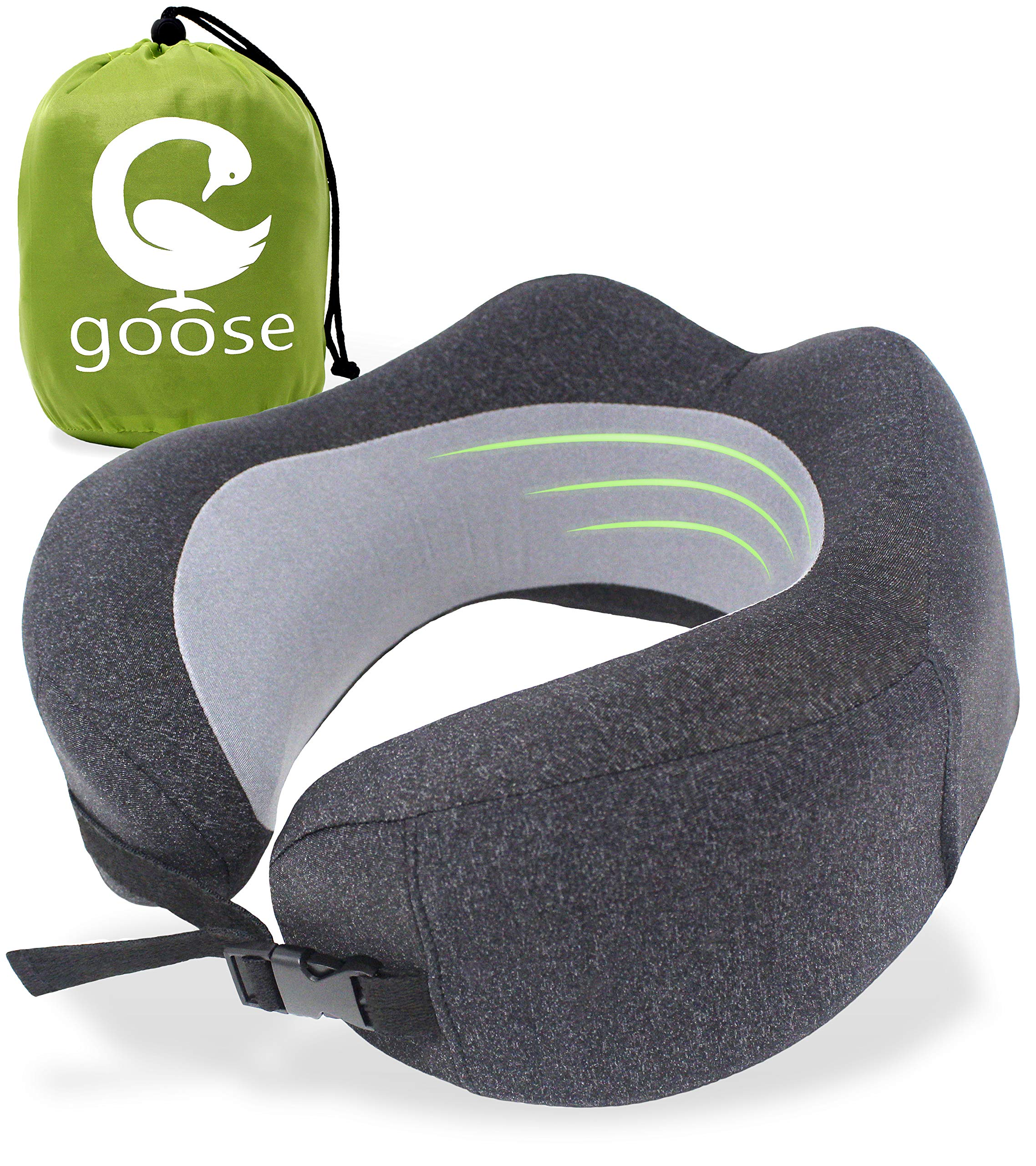 Goose Memory Travel Airplane Sleeping