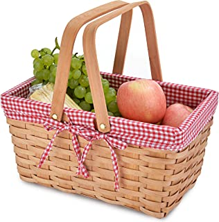 picnic baskets bulk