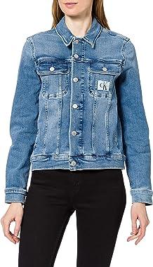 Calvin Klein Jeans Blouson en Jean Femme