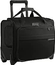 Briggs & Riley Baseline Rolling Cabin Bag, Black, Small