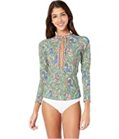 Tory Burch Swimwear - Ruffle Surf Shirt