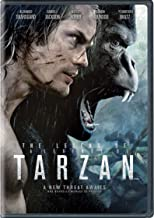 The Legend of Tarzan (Bilingual)