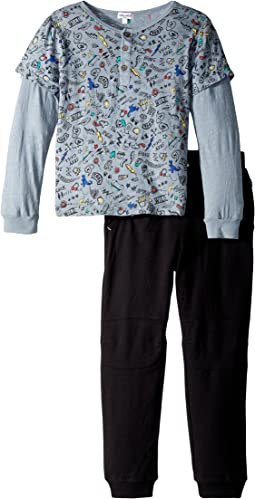 Splendid Littles - Rock & Music Twofer Set (Toddler)
