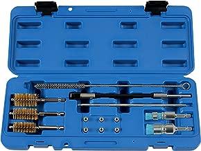 Laser - 6101 Diesel Injector Seat Cleaner Set - 14pc