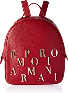 Emporio Armani Women's Logo Backpack Logo Backpack