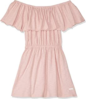 Sudo Kids Girls Lily Rose Ruffle Dress, Pink