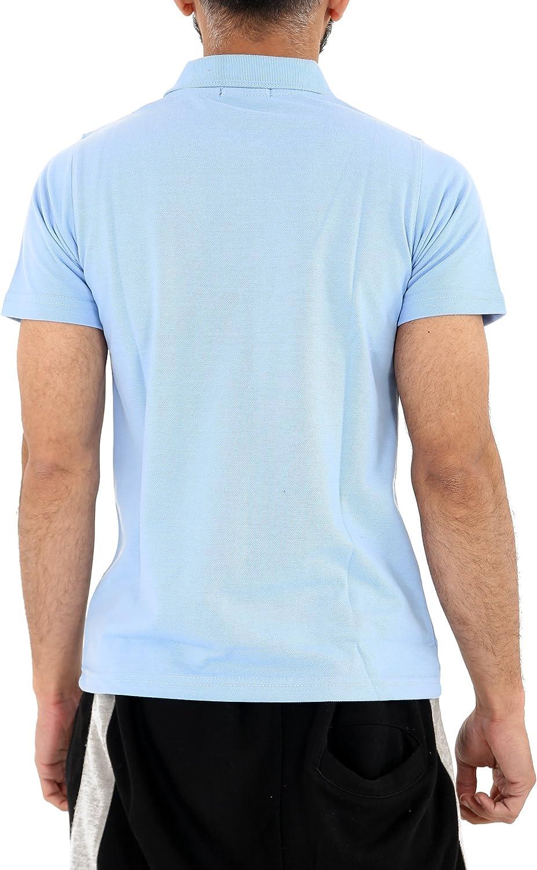 GW CLASSYOUTFIT 2 X 4X Boys Girls Pack of 2 or 4 Tee Short Sleeve T-Shirt School Shirts Uniform PE Top Gym Tops Plain Polo